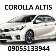 All New Toyota Altis 2018 Brand Camry Price Corolla Rainy Season Promo Cars For Sale On Photo