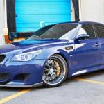 Bmw E60 5 Series M5 Bodykit Car Accessories Accessories On Carousell