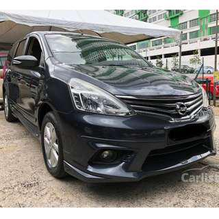 bodykit grand new avanza 2016 all kijang innova venturer impul cars carousell malaysia nissan livina 1 8 a one owner keyless under warranty