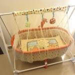 2 In 1 Baby Swing Bed Babies Kids Cots Cribs On Carousell