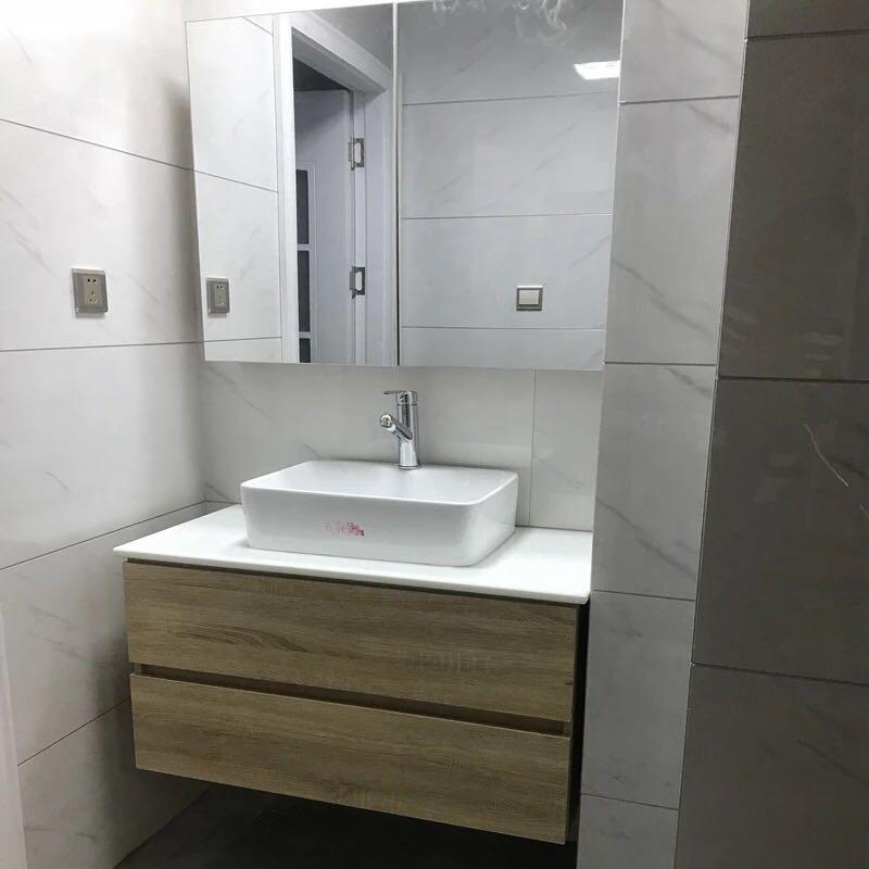 Bathroom Vanity Top With Mirror Cabinet Furniture Others On Carousell