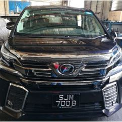 Toyota All New Vellfire 2.5 Zg Edition Grand Avanza Warna Putih 2 5z G A Cars Vehicle Rentals On Carousell