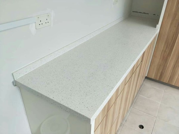 Quartz Kitchen Table Top Island Countertop Vanity