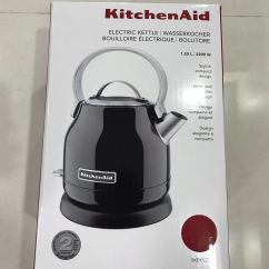 Kitchen Aid Electric Kettle Amazon Cabinets Home Appliances Kitchenware On Carousell