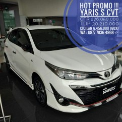 Toyota Yaris Trd Cvt All New Camry 2018 1 5 S Promo Cars For Sale On Carousell
