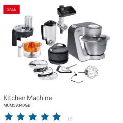 Bosch Kitchen Mixer And Bath Stand Mum5 Home Appliances Kitchenware On Share This Listing