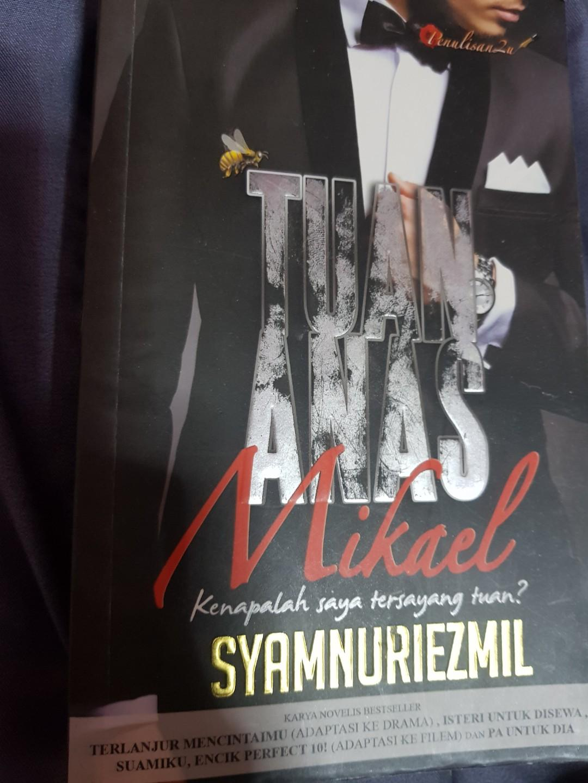Tuan Anas Mikael : mikael, Mikael,, Books, Stationery,, Magazines, Others, Carousell