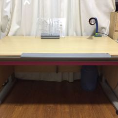 Study Desk And Chair Home Studio Ikea Moll Children Ergonomic Pink Furniture Tables Chairs On Carousell