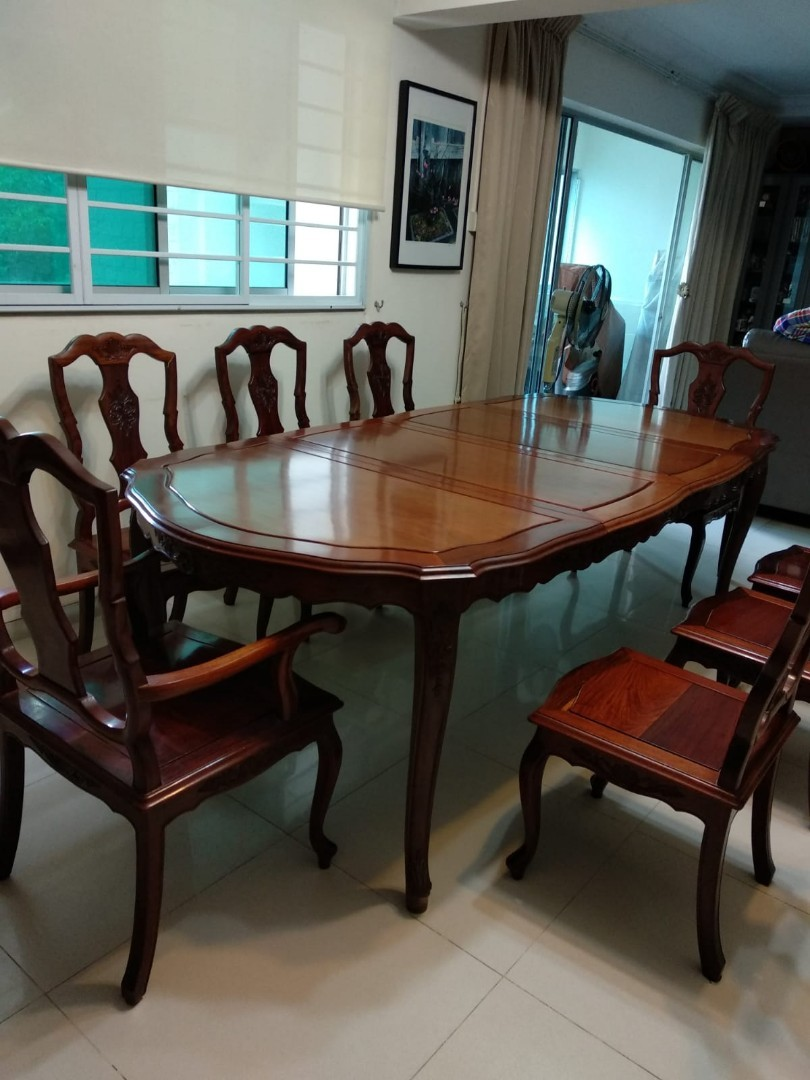 8 Chair Dining Set Dining Set With 8 Chairs