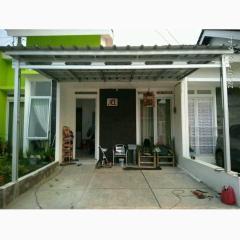 Model Rangka Baja Ringan Kanopi Jasa Pemasangan Dan Atap Rumah Services