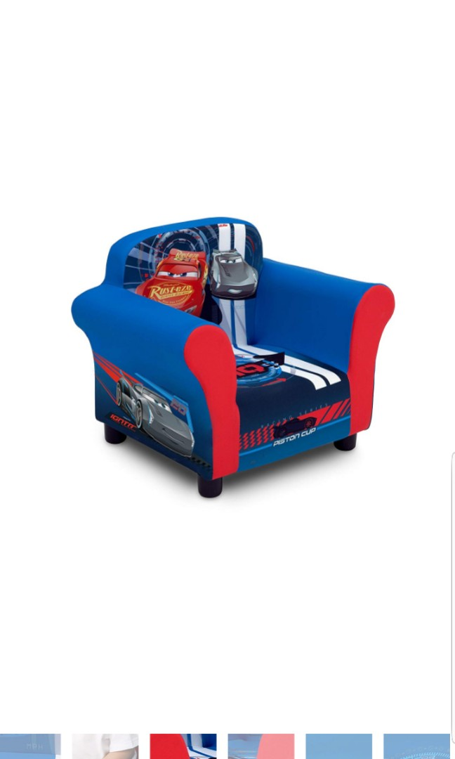 cars sofa chair dune poliform preis disney pixar delta children upholstered furniture tables chairs on carousell