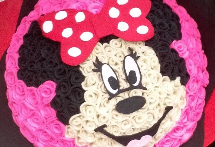 Character Cake Girls Birthday Cake Food Drinks Baked Goods On
