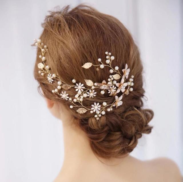 bridal hair accessories wedding accessories, women's fashion