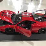 Bburago Signature Series Ferrari 458 Speciale 1 18 Diecast Toys Games Others On Carousell