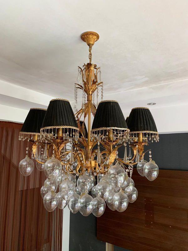 used chandelier light for sale