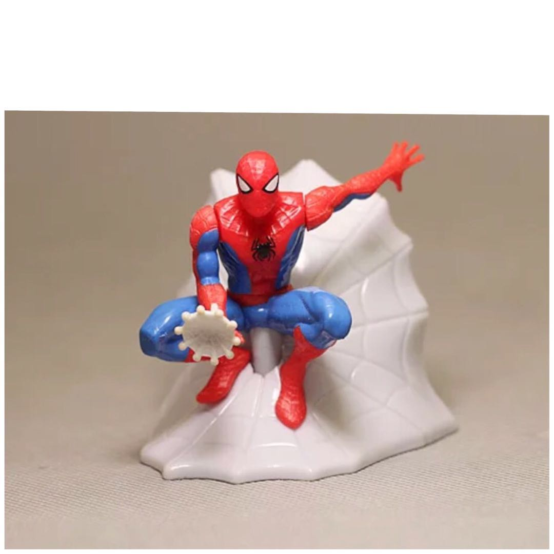 Spidermanfigurine Cake Topper Display Decoration Toys Games