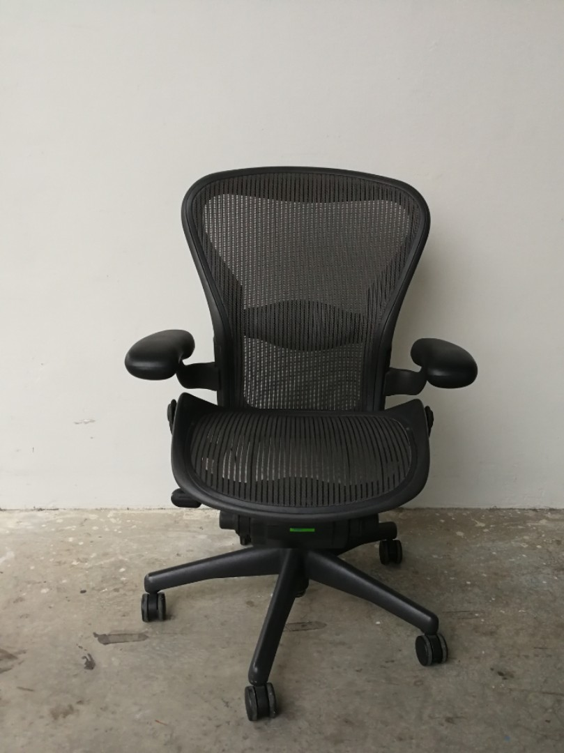 Aaron Chair Post Christmas Sale Herman Miller Aeron Chair Size B
