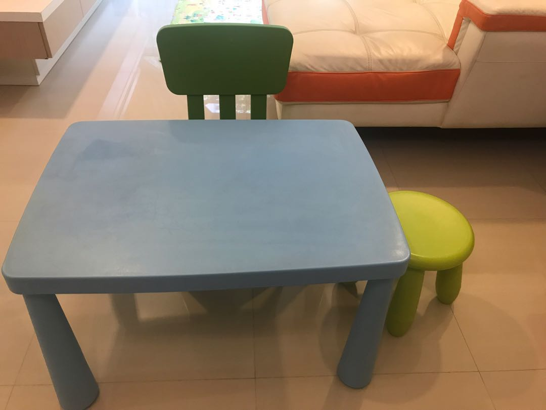 Kid Table And Chair Ikea Kid Table And Chairs
