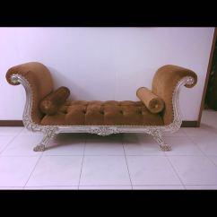 Wedding Sofa Cheap Set For Sale Brown Velvet Everything Else On Carousell