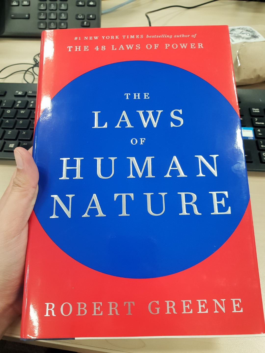 The Laws Of Human Nature : human, nature, Human, Nature, Robert, Greene,, Hobbies, Toys,, Books, Magazines,, Storybooks, Carousell