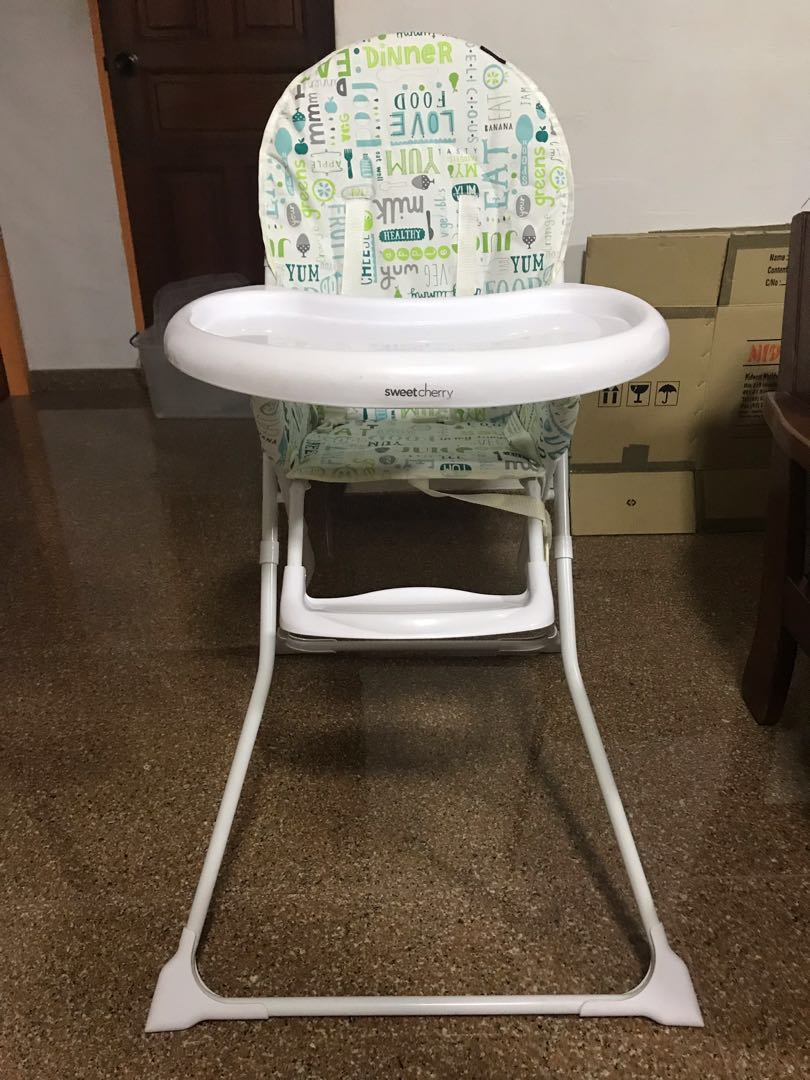 Baby Food Chair Baby High Chair