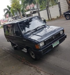 tamaraw fx 95 model deluxe standard cars for sale cars for sale on carousell [ 1080 x 810 Pixel ]