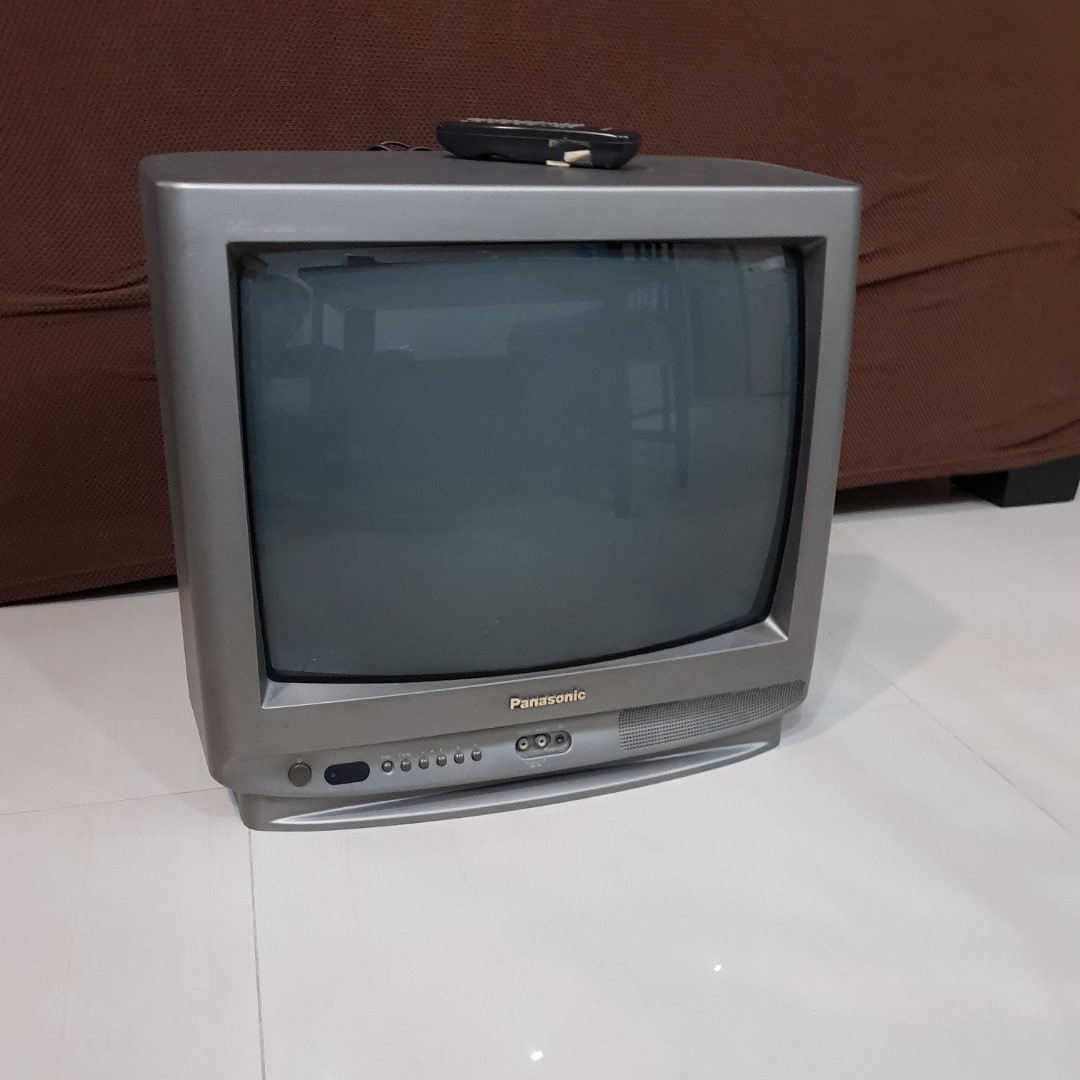 panasonic 20 crt tv