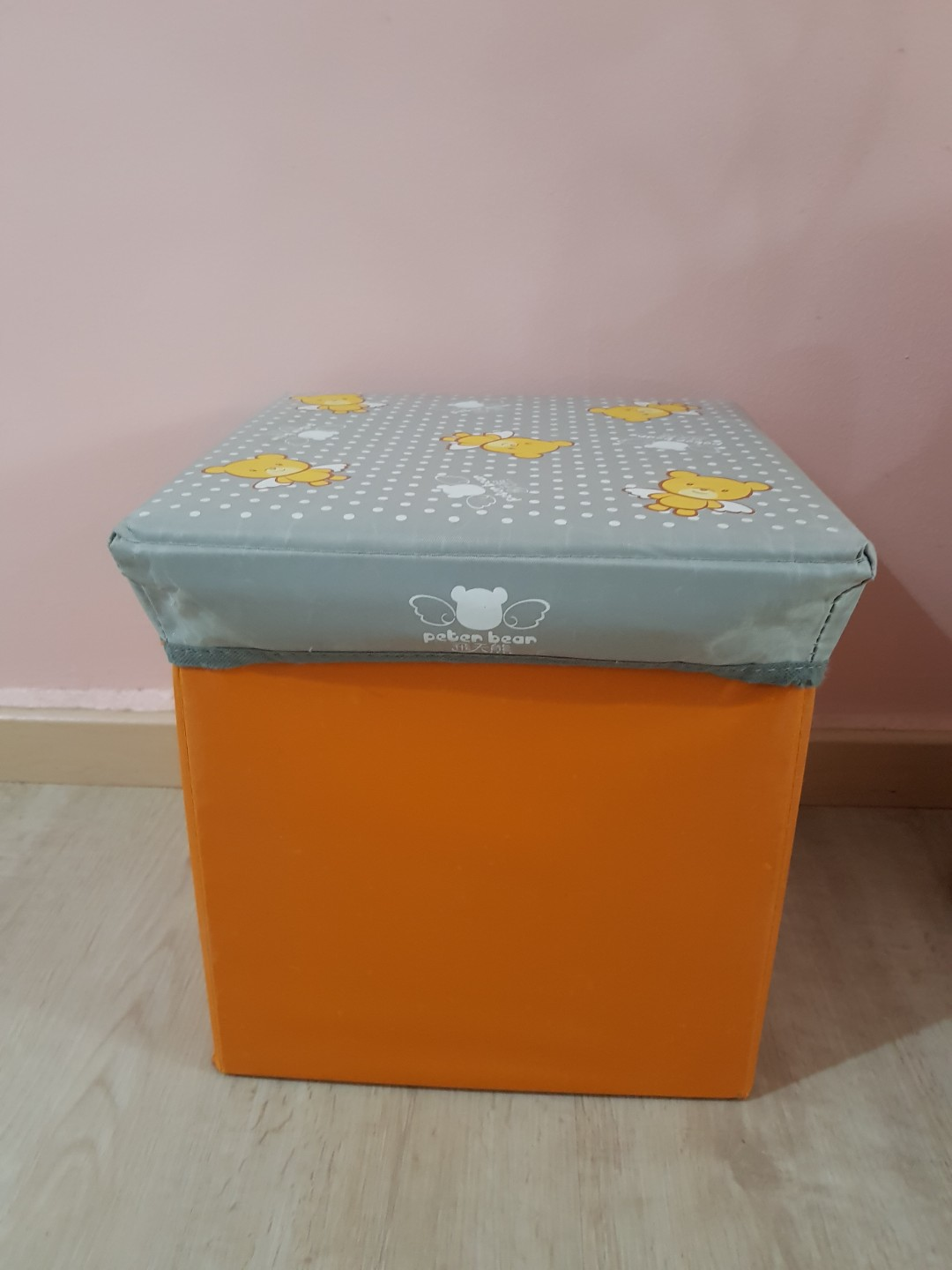 Collapsible Chair Collapsible Chair Storage Box