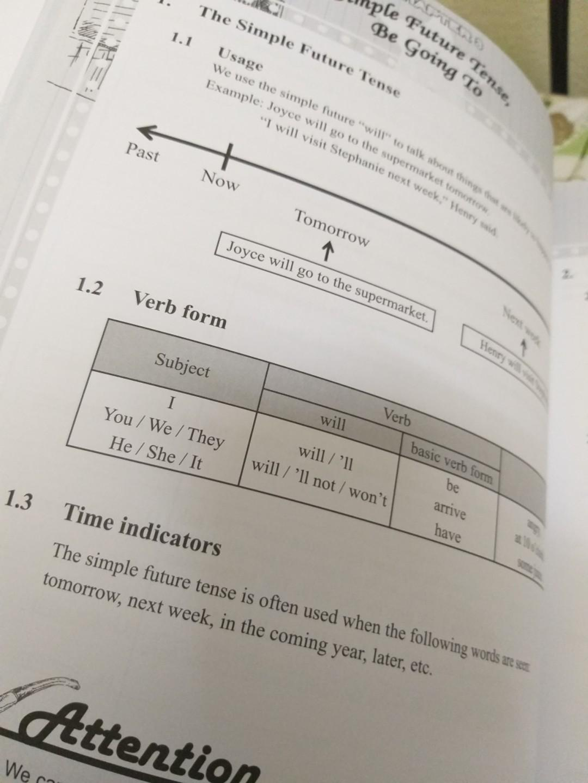 初中中一 英文文法練習 JS1 English Grammar Exercise, 教科書 - Carousell