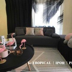 Tropical Living Room In Malaysia Theaters Fau Tickets Be Homestay Ipoh Property Sewa Rumah Di Carousell Photo
