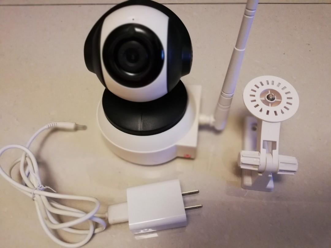 家視保監視器 9.9成新 即插即用, 電腦3C, 其他電子產品在旋轉拍賣