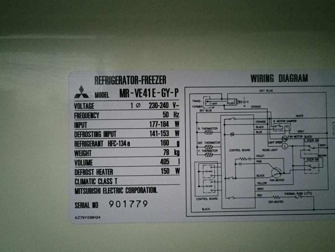 hight resolution of 240 volt freezer schematic