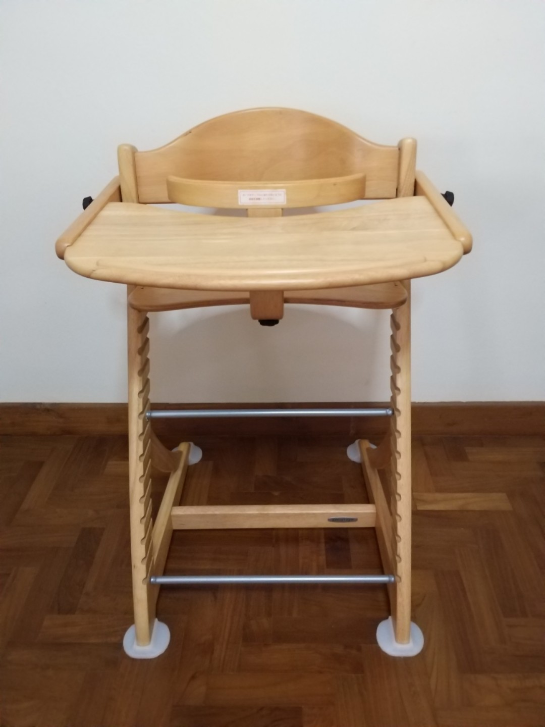 Wooden Baby High Chair Baby High Chair