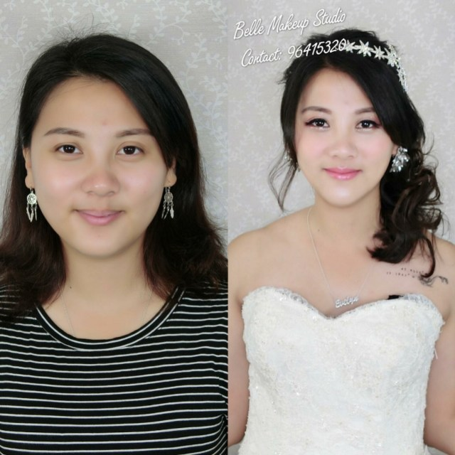 march promo $280 bridal/rom makeup & hairstyling service