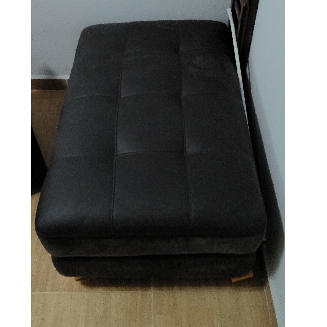 couch foot rest stool