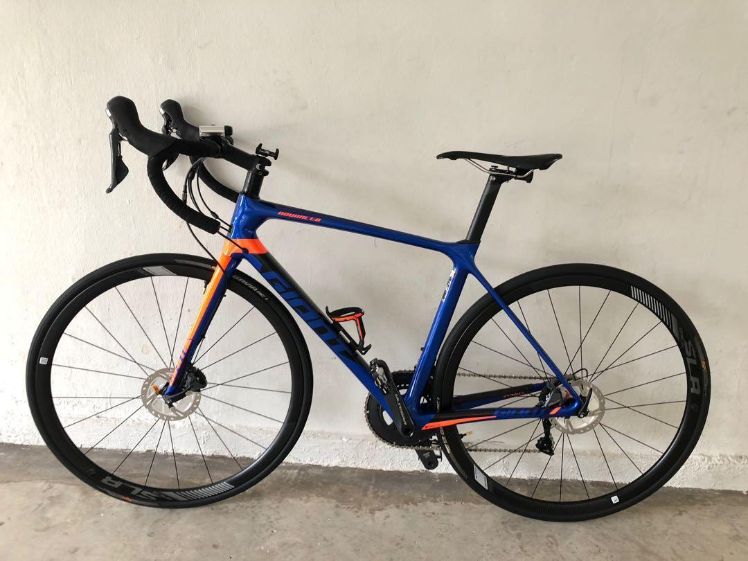 Giant TCR Advanced Pro 1 Disc 2018 Road Bike Bicycle . Bicycles & PMDs. Bicycles. Road Bikes on Carousell