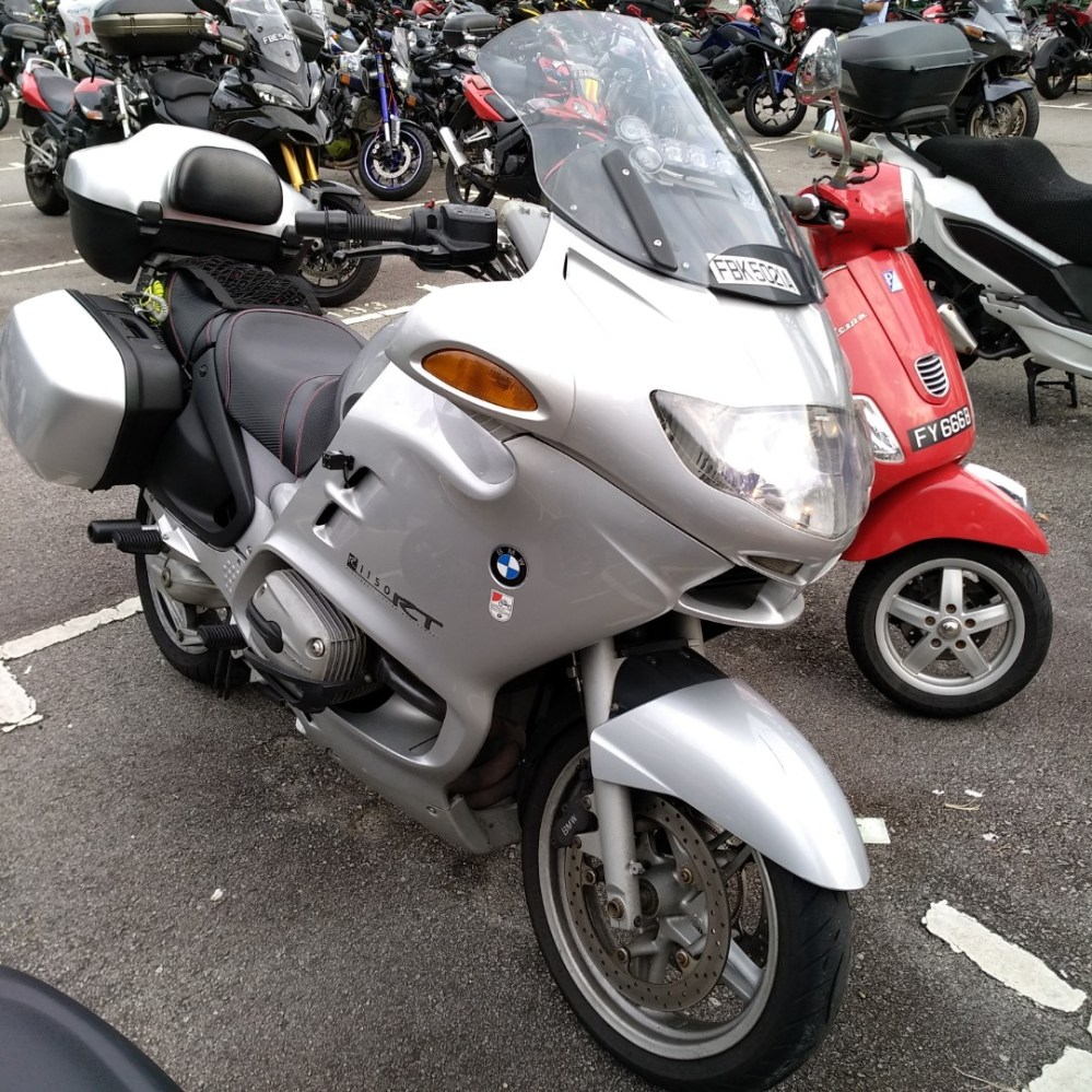 medium resolution of bmw r1150rt superb condition motorbikes motorbikes for sale class 2 on carousell