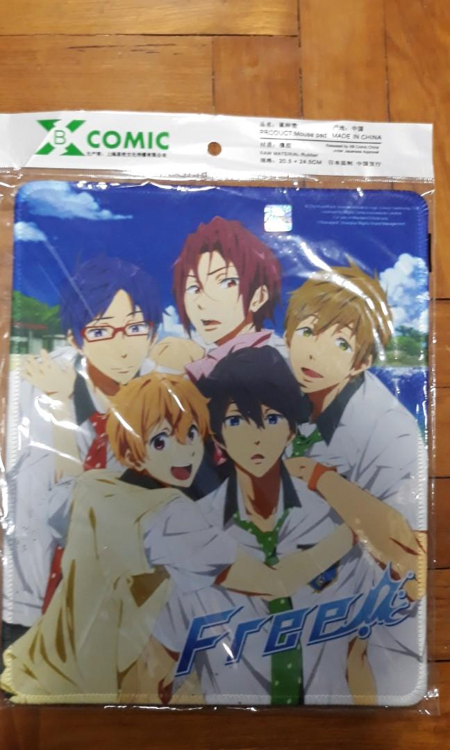 anime mouse pads entertainment