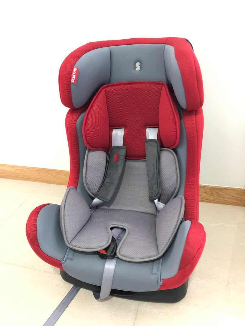 Rossi E Lersa Baby Car Seat Mothercare Snapkins Seasons 7years Old Car Seat Red