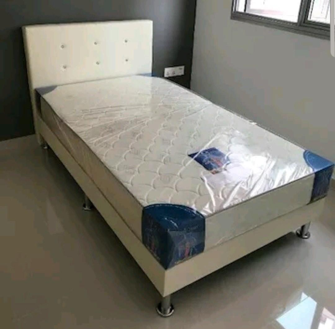 Single Diamond Bed Mattress Warehouse Sale Furniture Beds Mattresses On Carousell