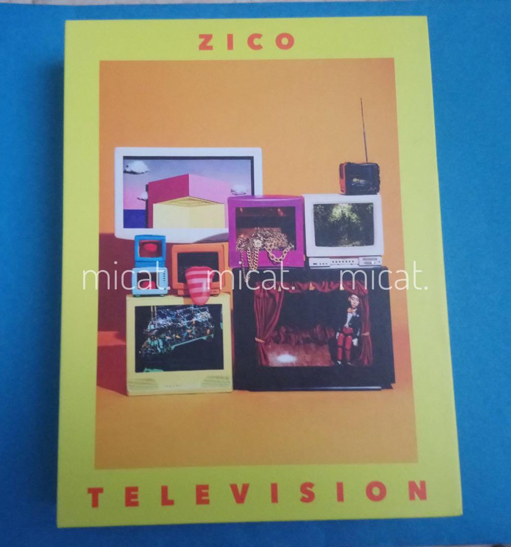 zico television album on