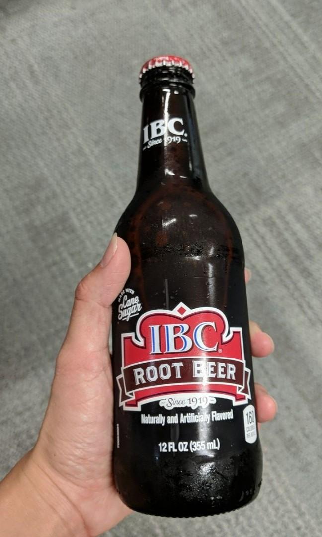 Root Beer Halal : halal, Beer,, Drinks,, Beverages, Carousell