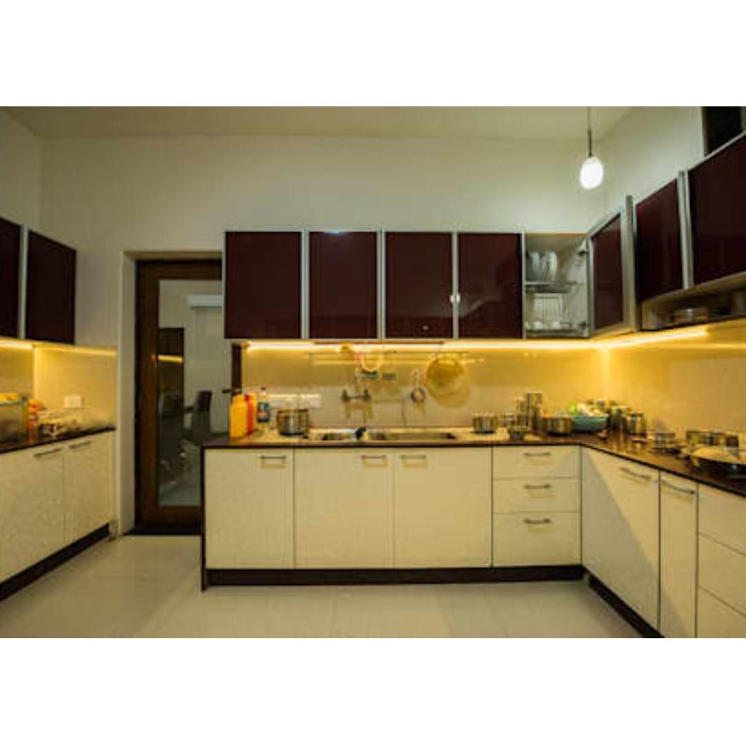 modular kitchen free estimation