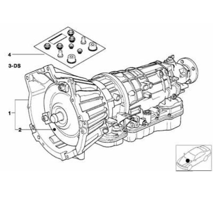 Bmw E36 M43 Gearbox