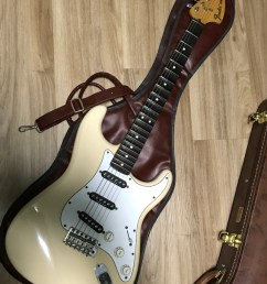 fender ritchie blackmore strat mexican music media music instruments on carousell [ 810 x 1080 Pixel ]