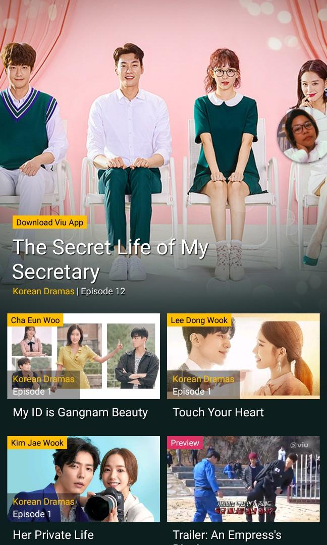 Download The Secret Life Of My Secretary Korean Drama : download, secret, secretary, korean, drama, Primuam, Account,, Music, Media,, CD's,, DVD's,, Other, Media, Carousell