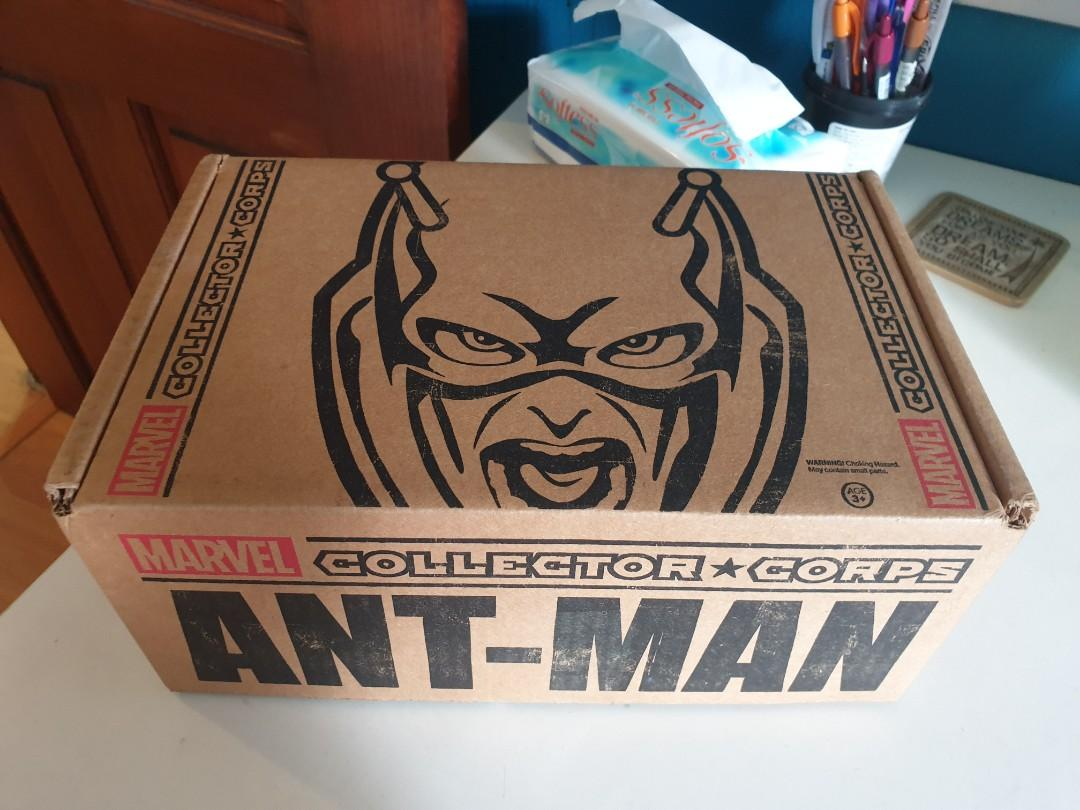 antman collector corps toys