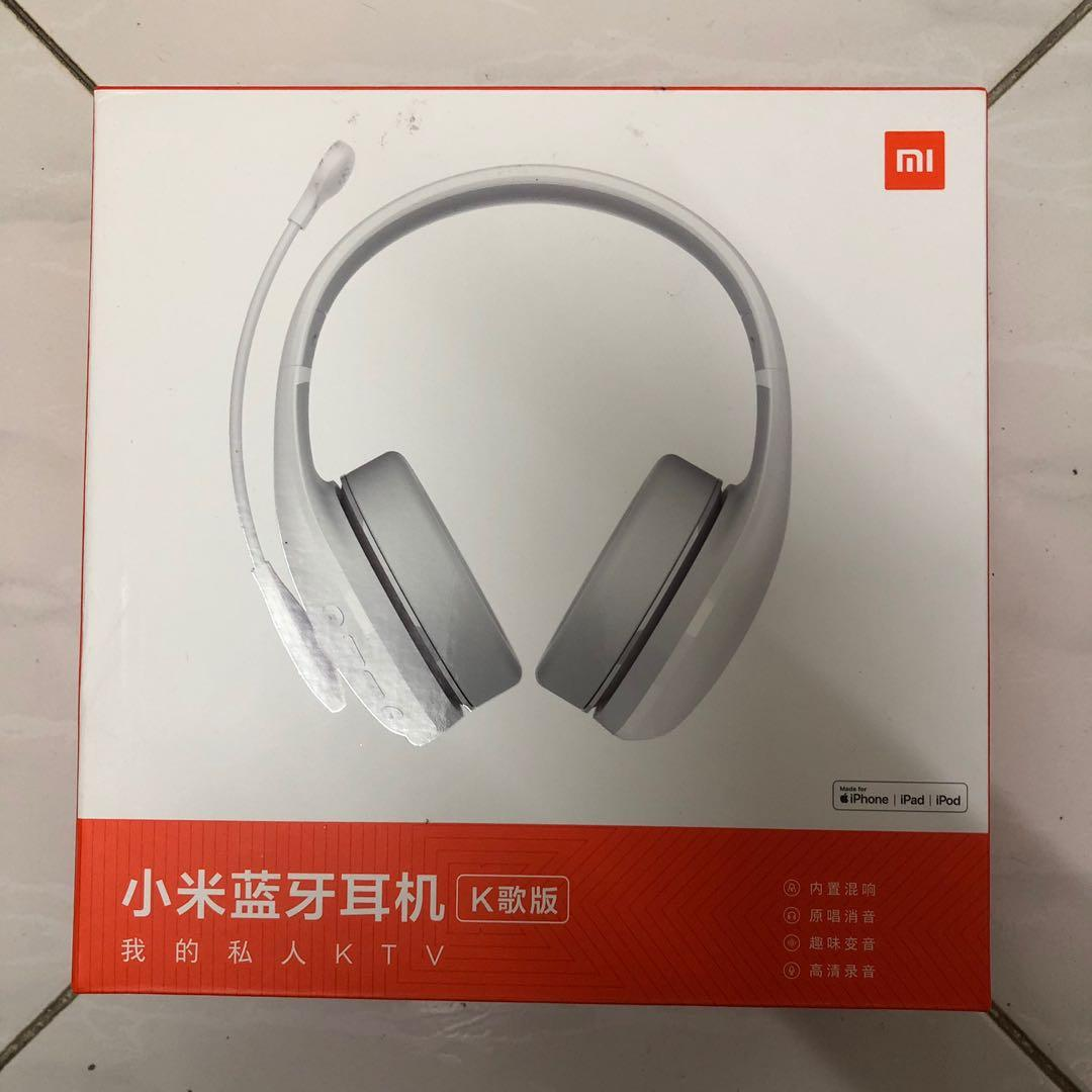 Xiaomi Mi Wireless Bluetooth Headphone Karaoke Version