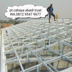 Pasang Baja Ringan Bintaro Menerima Pemasangan Rangka Atap Bergaransi Property