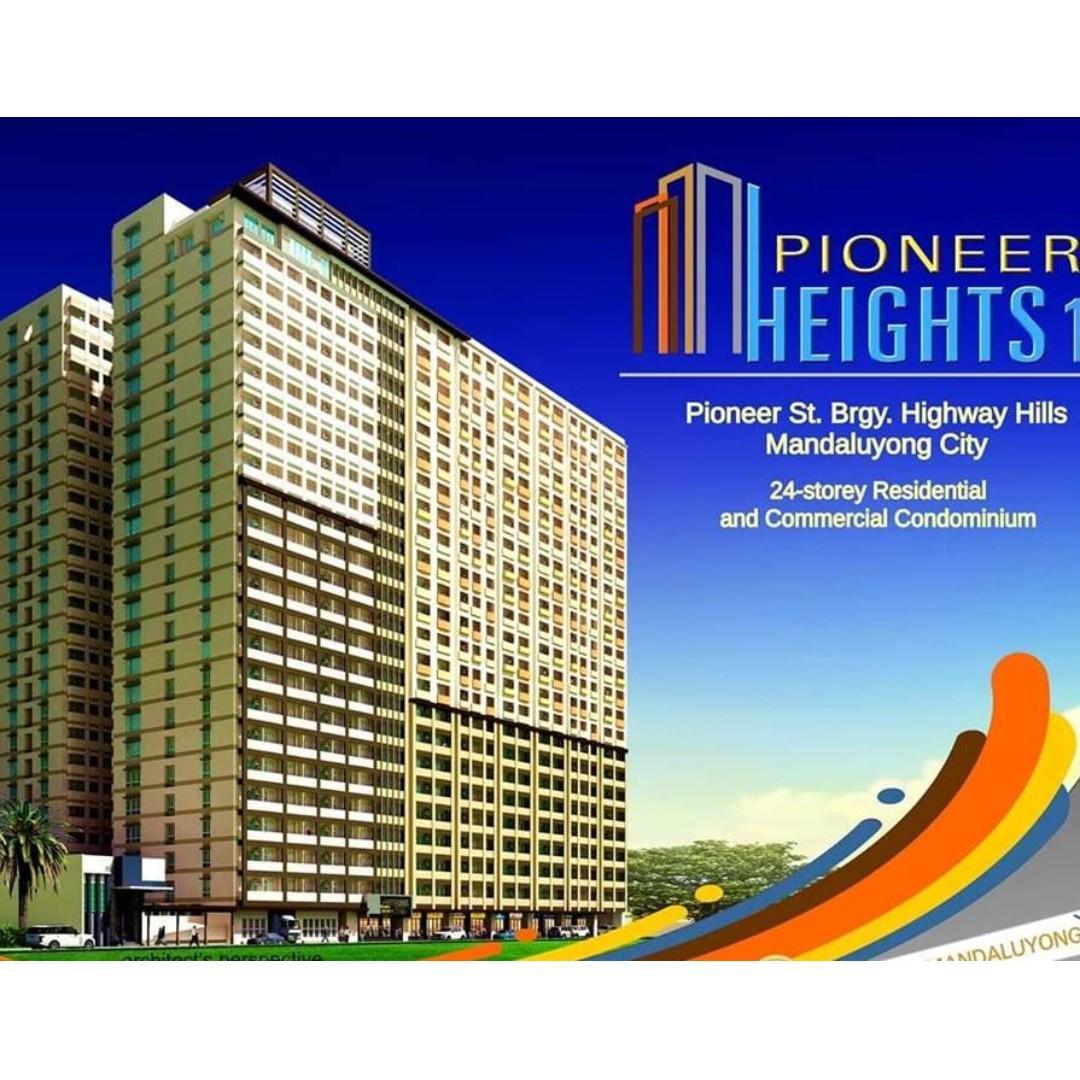 Cityland Pioneer Heights Preselling Studio Type Condo On